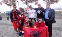 Serbia dorëzohet i thotë 'OK' tifozëve shqiptarë në Beograd!
