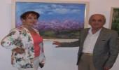 """Në ekspozitën e pikturës """"Enigma"""", të Dhimitra Misrasi-Lusha"""