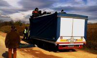 Vazhdon eksodi: Kapen 22 shqiptarë në kamion frigoriferi, synonin Britaninë