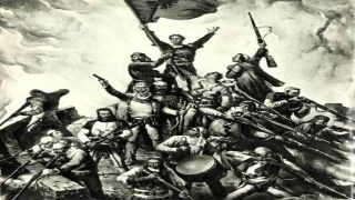 Disa luftëra në mbrojtje të Trieshit në kohë të hershme