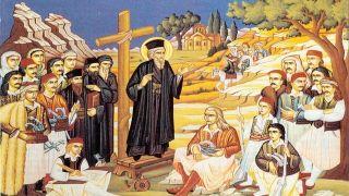 Shën Kozmai një misionar i ortodoksisë dhe një kundërshtar i Greqisë së Lashtë e i gjuhës shqipe