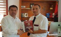 Takim vëllazëror me kryetarin e bashkisë së Lezhës, z.Fran Frrokaj