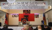 Akademi përkujtimore për të rënët e janarit, në Ludwigshafen