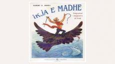 "Libri ""IKJA E MADHE"" i Albert Z. ZHOLI"